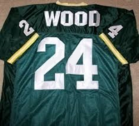 Willie Wood Green Bay Packers Throwback Jersey