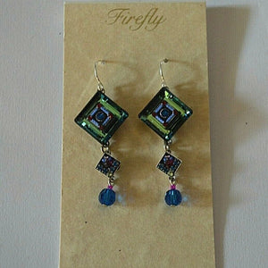Firefly Jewelry earring 6635 BERMUDA BLUE