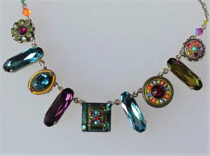 Firefly Jewelry Designs Necklace - 8299 Multi Color - LA DOLCE VITA