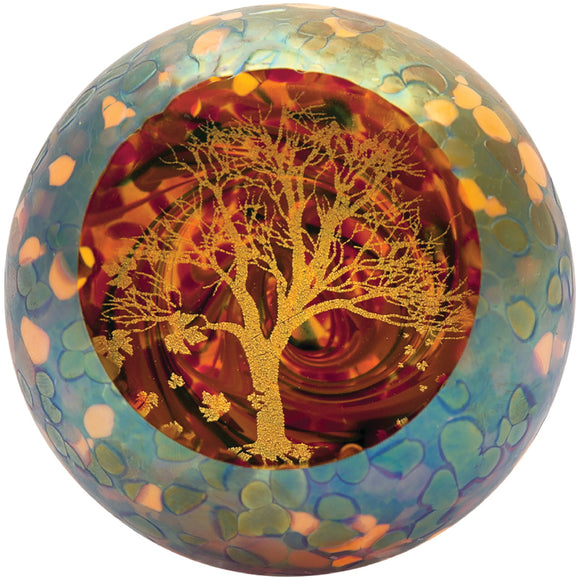 621 Autumn's Beauty Seasonal Series Paperweight