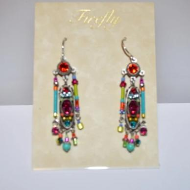 Firefly Jewelry earring - Multi Color