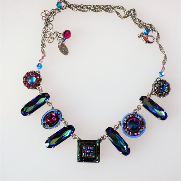Firefly Jewelry Designs Necklace - 8299 Bermuda Blue - LA DOLCE VITA