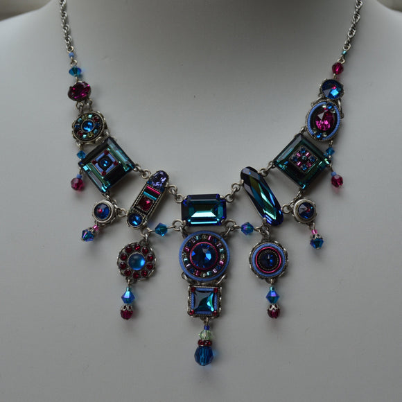 Firefly Jewelry Designs Necklace - 8300 Bermuda Blue - LA DOLCE VITA