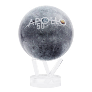 APOLLO MOON MOVA GLOBE 4.5""