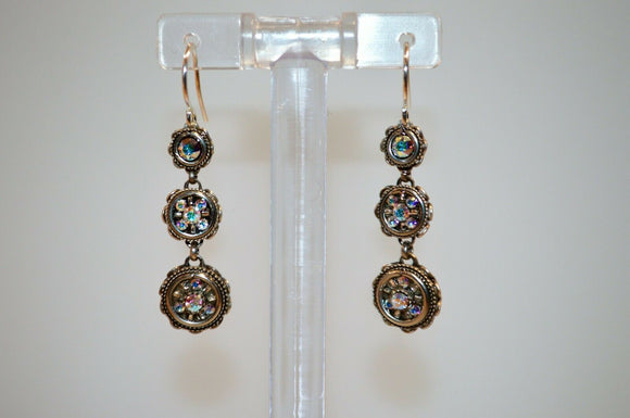 FIREFLY JEWELRY 7239SIL EARRING COLOR New