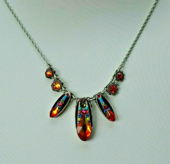 FIREFLY JEWELRY 8865MC Necklace Multi COLOR New