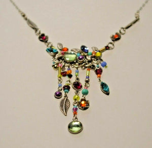 FIREFLY JEWELRY 8704MC Necklace Multi Color New