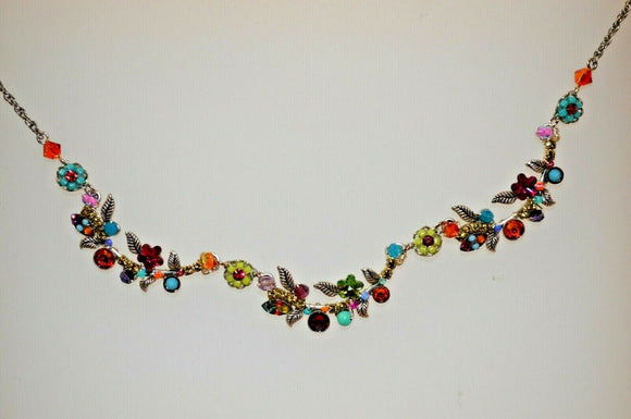FIREFLY JEWELRY 8314MC Necklace Multi Color New