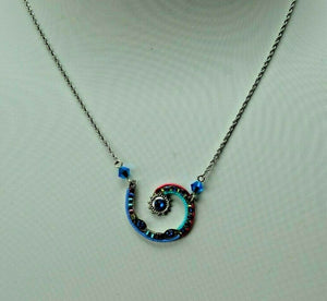 FIREFLY JEWELRY 8875BB Necklace Blue COLOR New