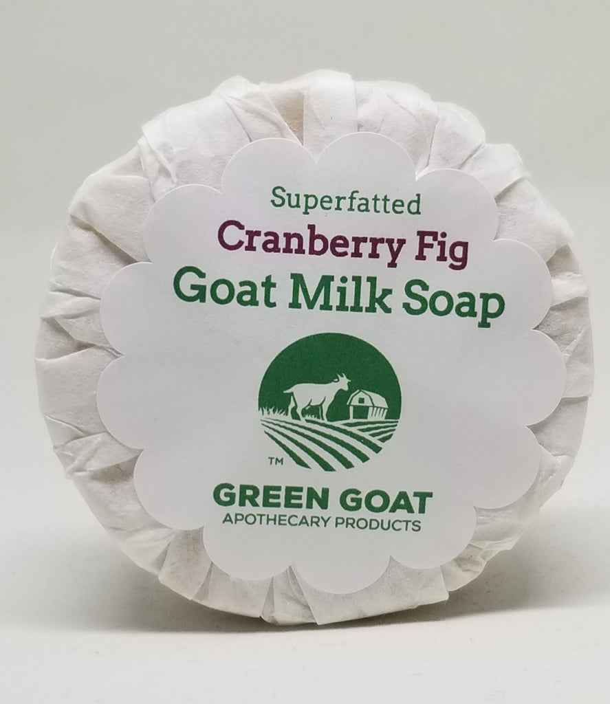 Superfatted Goat Milk Soap