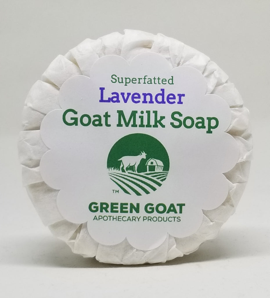 Sale Superfatted Goat Milk Soap