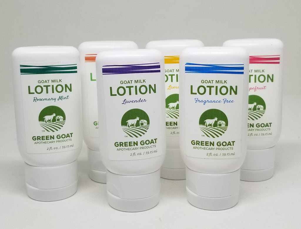 Sale - 2 oz. Goat Milk Lotion