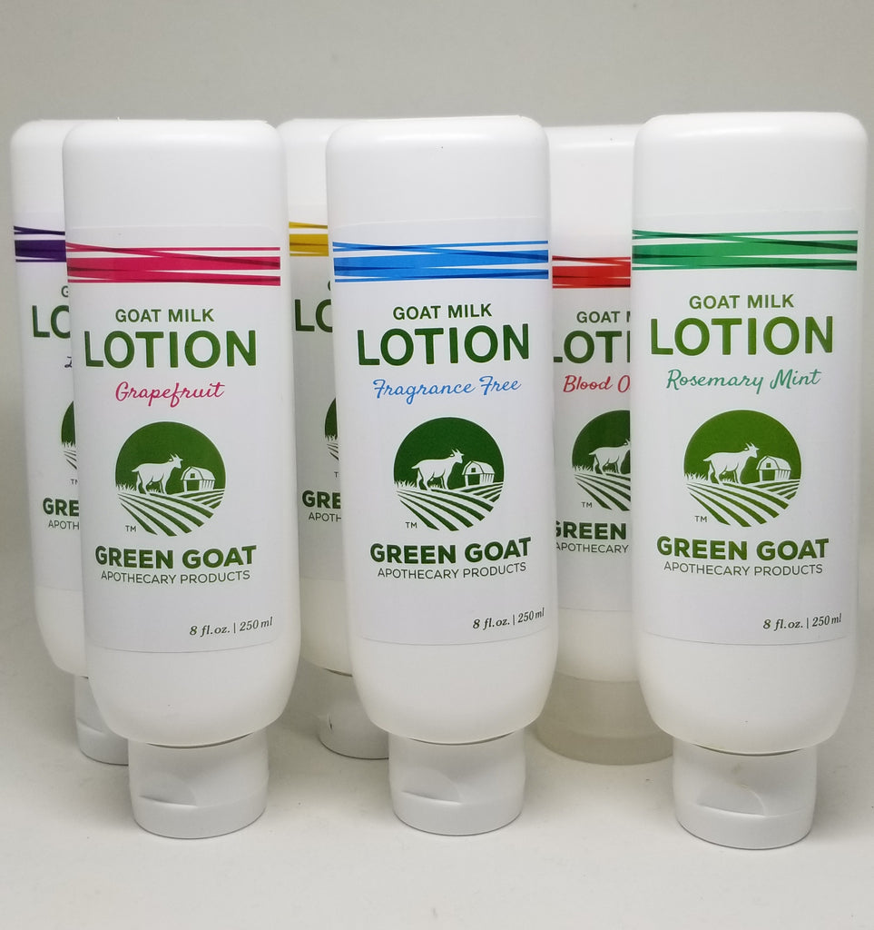 Sale 8 oz. Goat Milk Lotion
