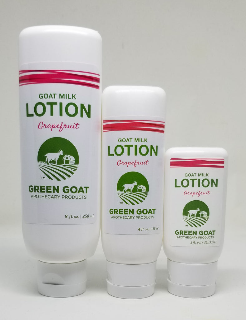 Grapefruit Goat Milk Lotion