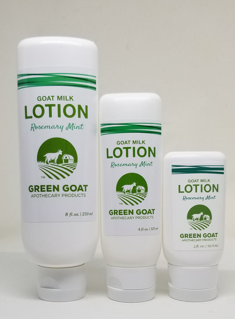 Rosemary Mint Goat Milk Lotion