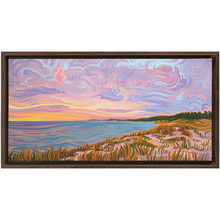 Load image into Gallery viewer, Pastel Sky - Framed Canvas Print
