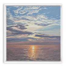 Load image into Gallery viewer, Be Still - Framed Canvas Print
