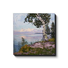 Load image into Gallery viewer, With Love Things Grow Canvas Print