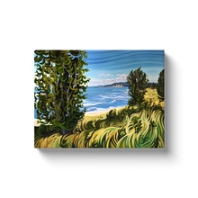 Load image into Gallery viewer, Conservation at It's Best - Oval Beach Canvas Print