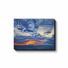Load image into Gallery viewer, Embrace Solitude Canvas Print
