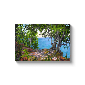Enchanted Trail Canvas Print