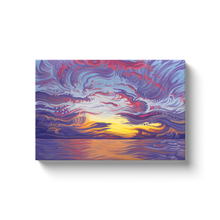 Load image into Gallery viewer, Into the Sun Canvas Print