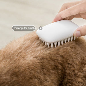 Silicone Hair Comb