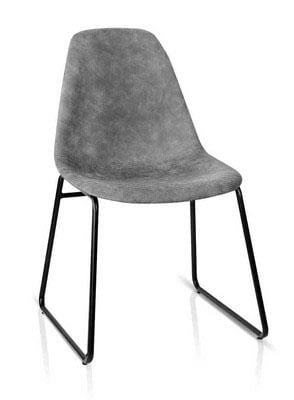 Concrete Dome Dining Chair