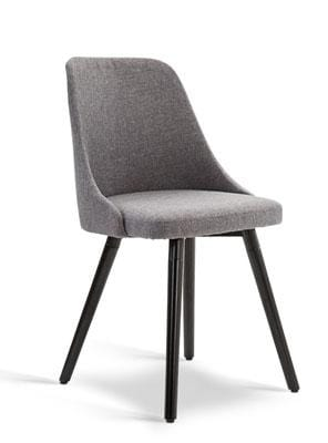 Plato Fabric Dining Chair