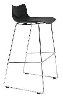 Bow Bar Stool