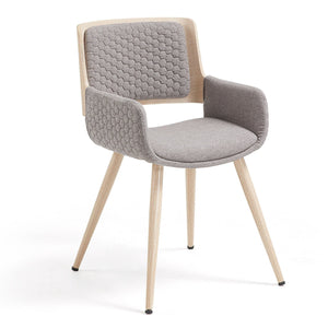 Monica Fabric Dining Chair