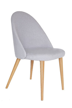 Dome Fabric Dining Chair