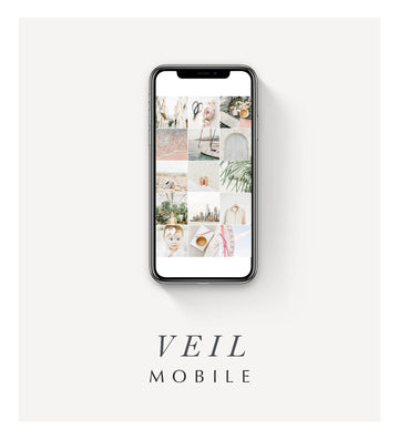 Veil Mobile Preset Pack