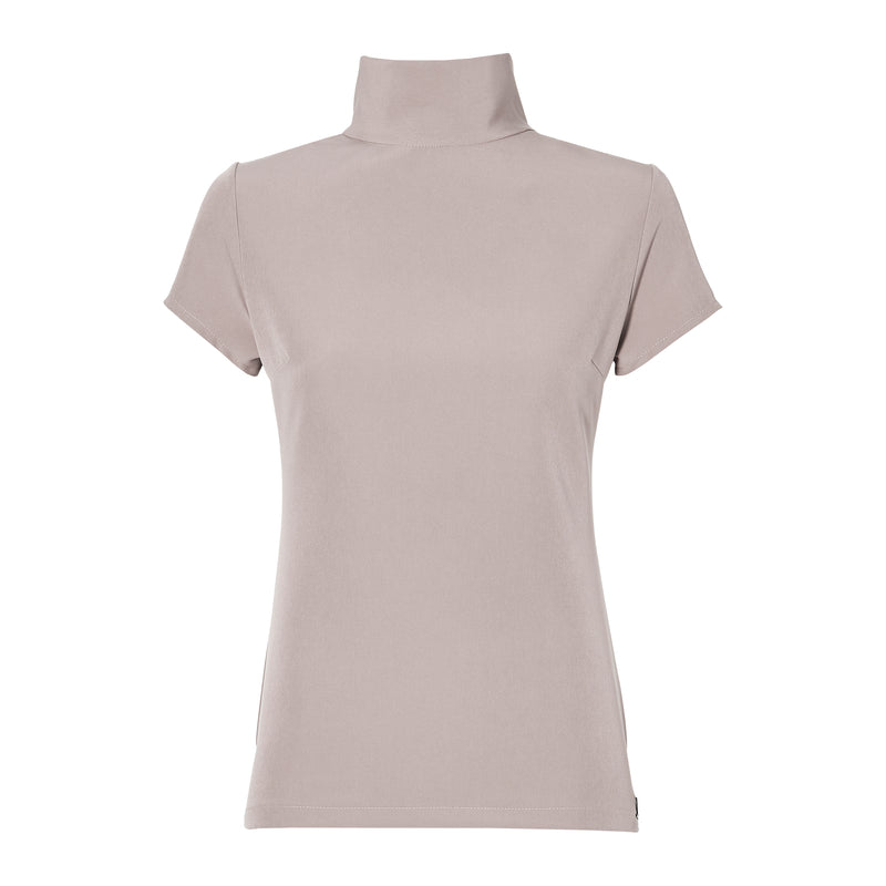 THE TURTLENECK TOP - nude