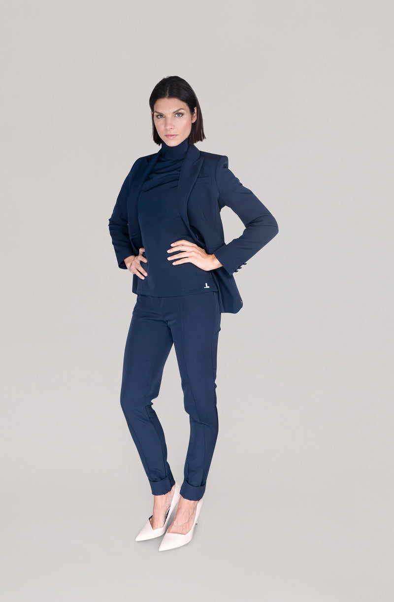 THE BLAZER - navy blue