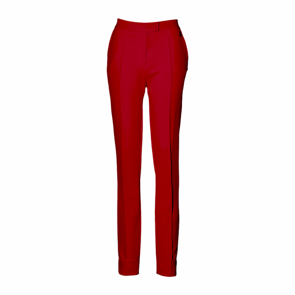 THE TROUSER - red