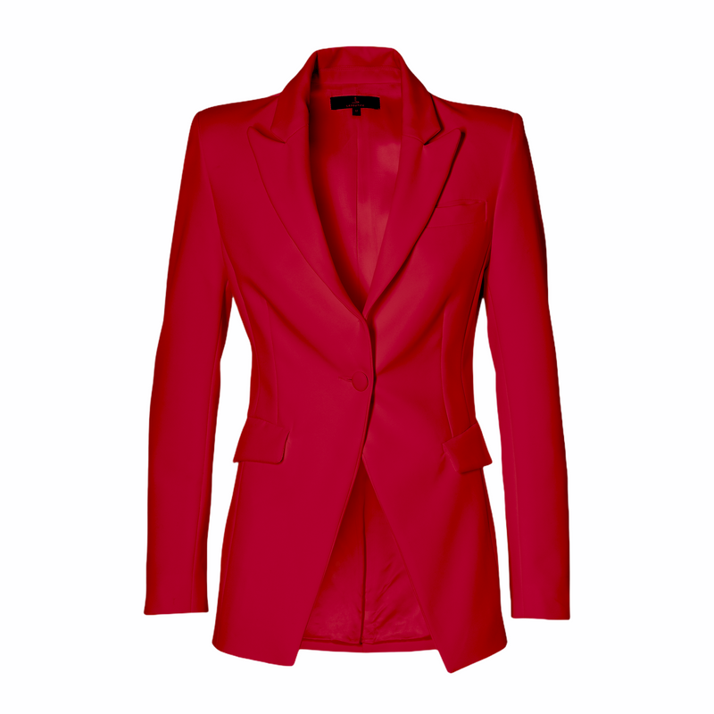 THE BLAZER - red
