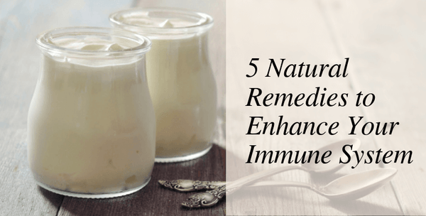 5 Natural Remedies to Enhance Your Immune System