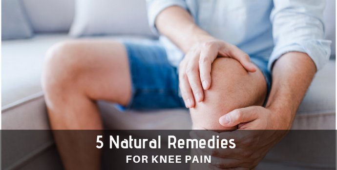 5 Natural Remedies For Knee Pain