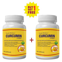 Turmeric Combo - 60 Capsules - Buy 1 Get 1 Free (2 Months Course)