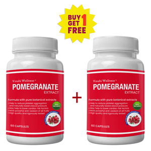 Pomegranate Extract - Buy 1 Get 1 Free (2 Months Course)