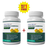 Garcinia Cambogia Extract - Buy 1 Get 1 Free (2 Months Course)