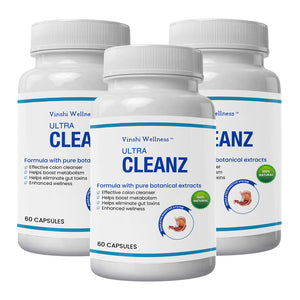 Ultra Cleanz for Body Cleanse  | 3 pack