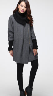 Cabot Wrapped Coat