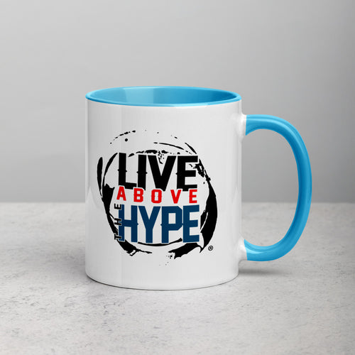 Signature Live Above the Hype Mug