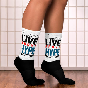 Signature Live Above the Hype Socks