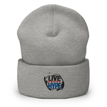 Load image into Gallery viewer, Signature Live Above the Hype Cuffed Beanie