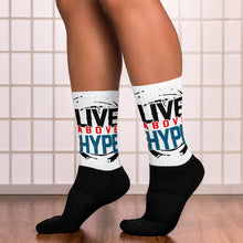 Load image into Gallery viewer, Signature Live Above the Hype Socks