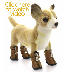 Basic Hiker Dog Boots, Le Pet Luxe