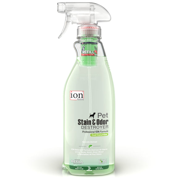 Pet Stain & Odor Destroyer ~ 32 oz. - Le Pet Luxe